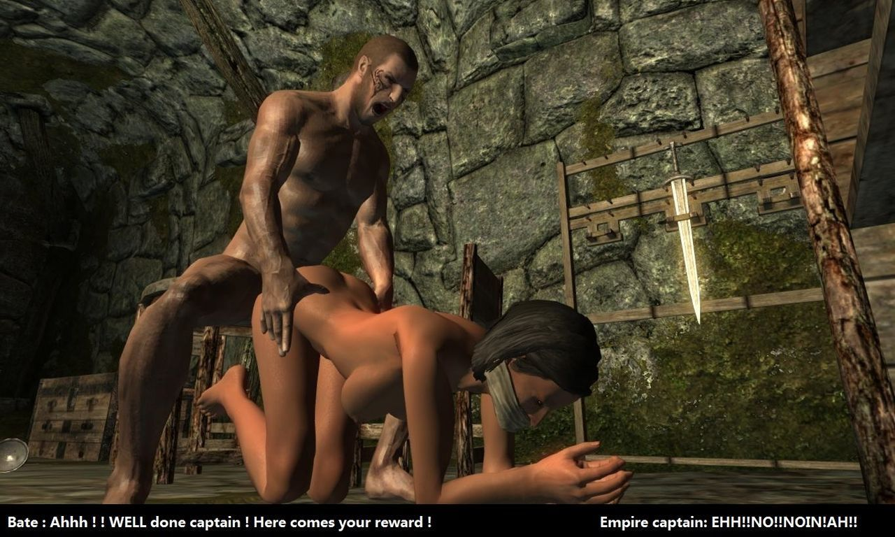 Noah Production - Skyrim - Story of Bate -Chapter 1 Part 1 The catastrophe in Helgon - part 2