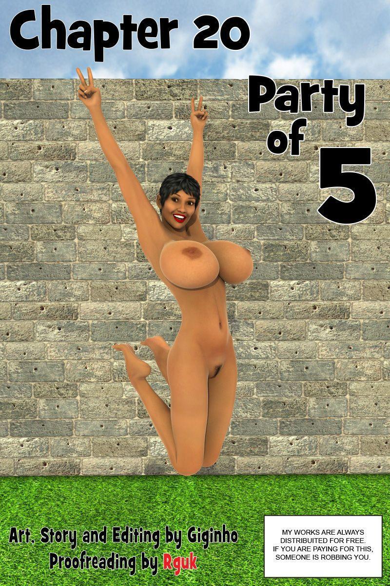 [giginho] 20 - Party of 5 [ENG]