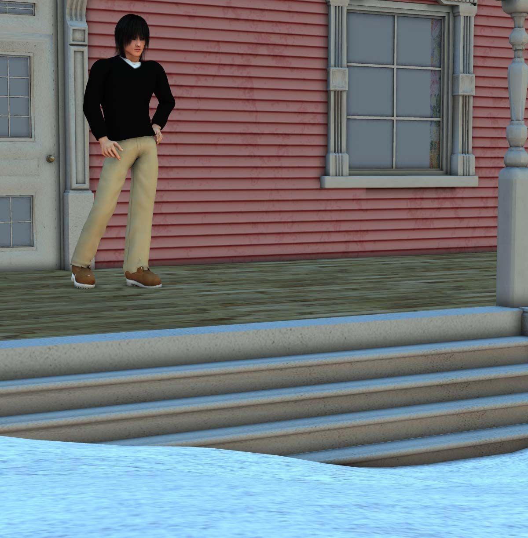 [Tetsu69] Lost in the snow