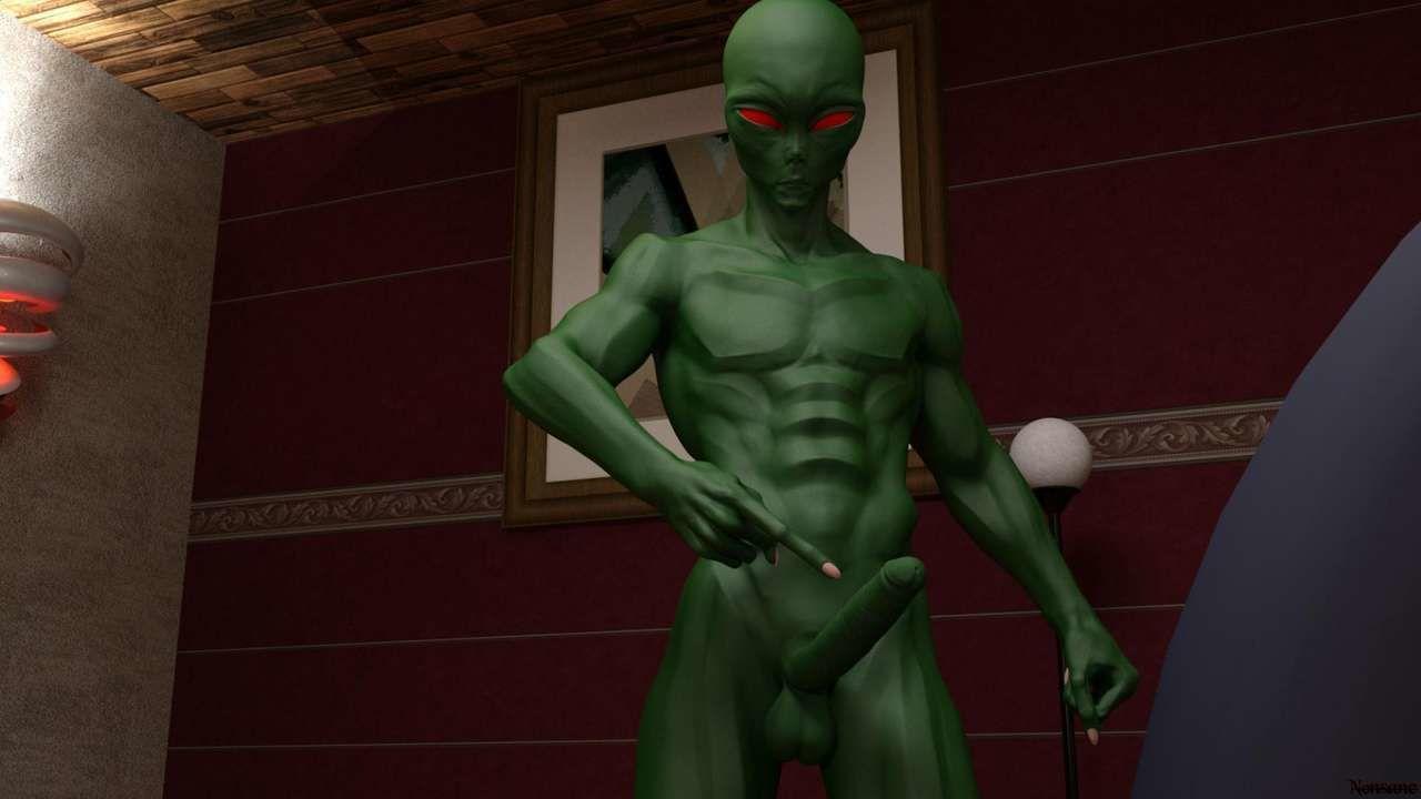 [Nonsane] Alien Abfucktion part 1 - part 2