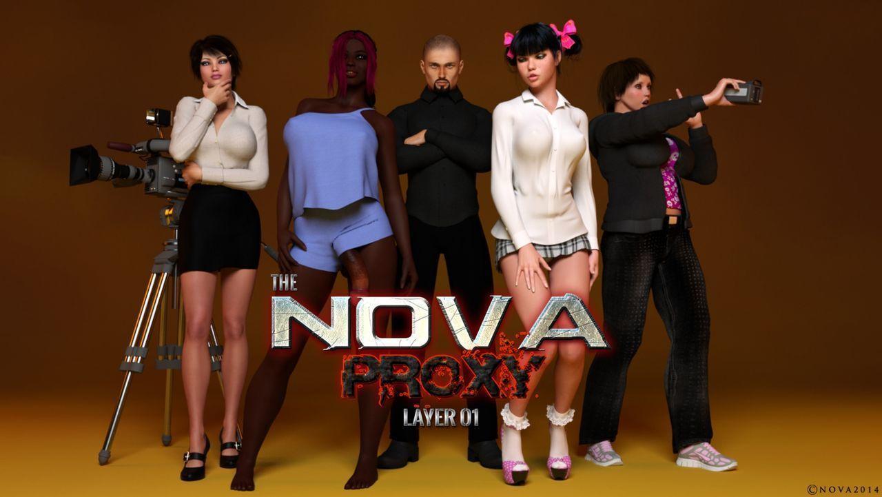 [Nova] The Nova Proxy