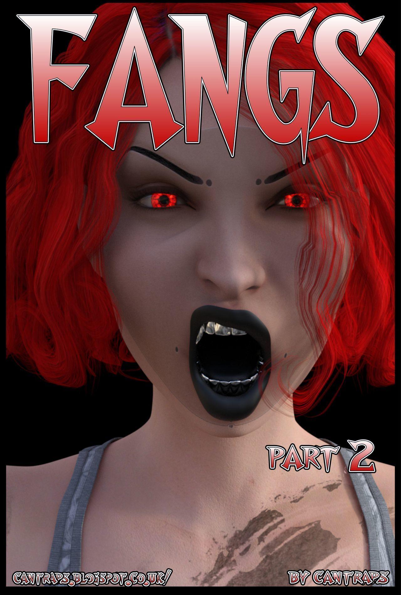 [Cantraps] Fangs Part 2