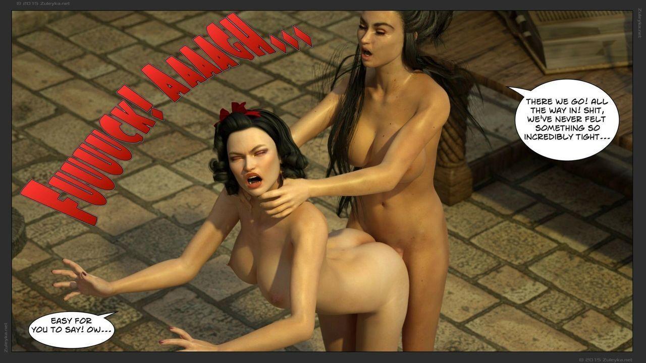 [Zuleyka] Snow White Meets the Queen - part 2