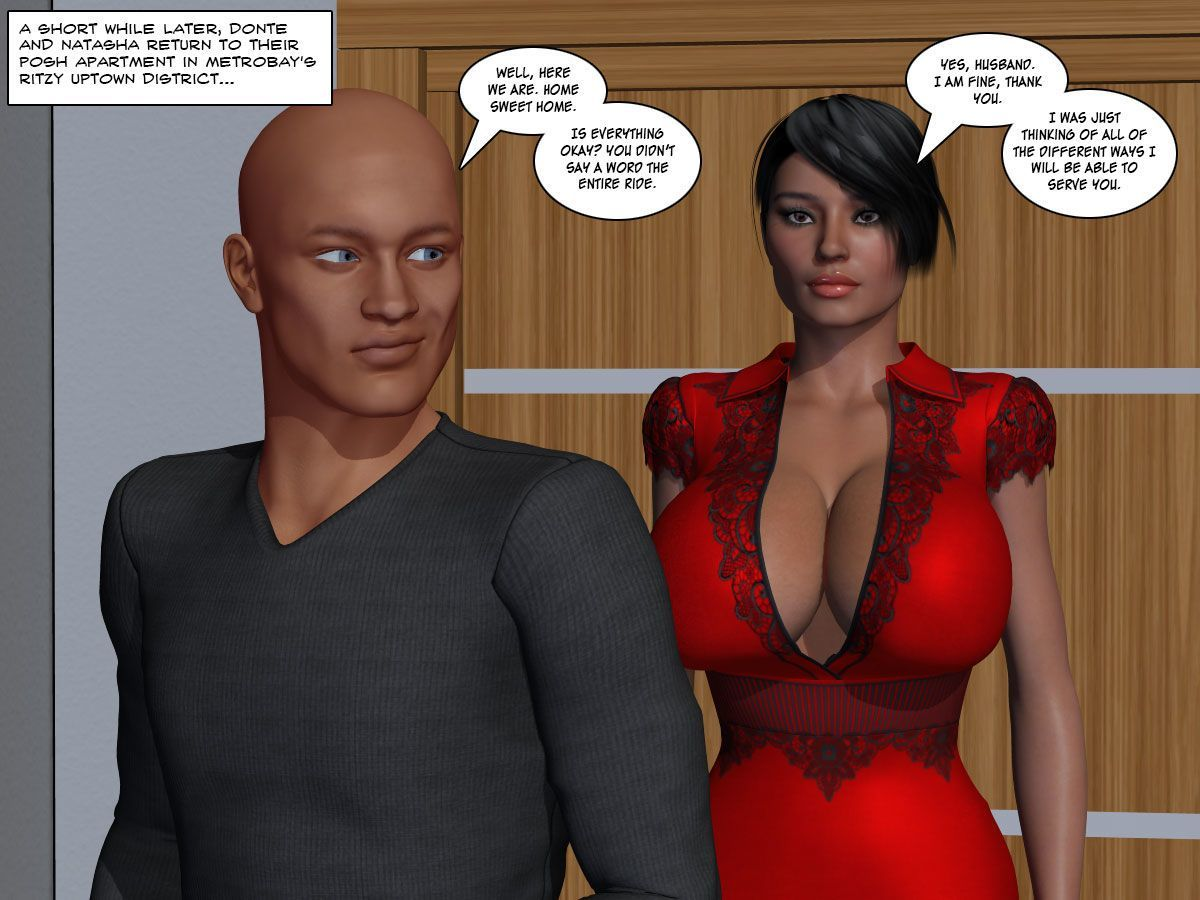 [MCtek] Slaves to Fashion 13-15