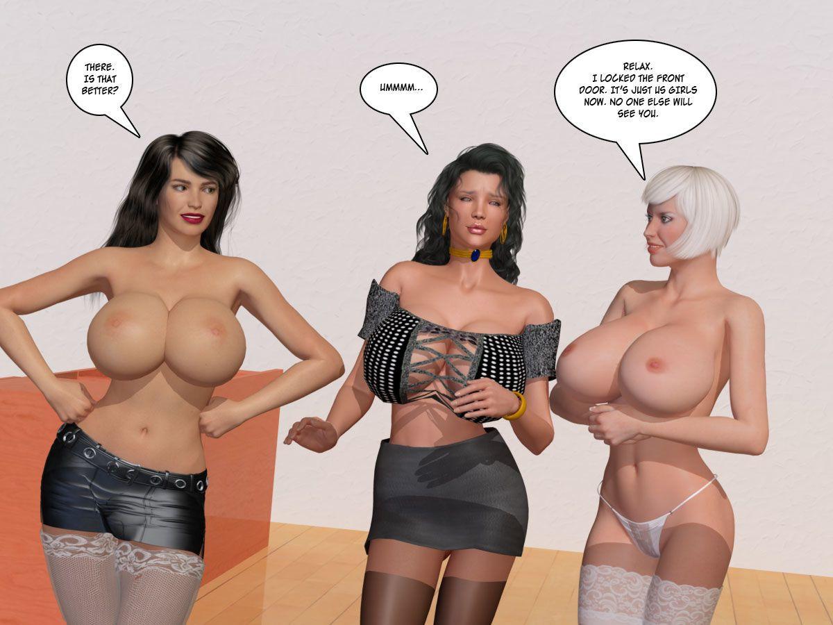 [MCtek] Slaves to Fashion 13-15 - part 2