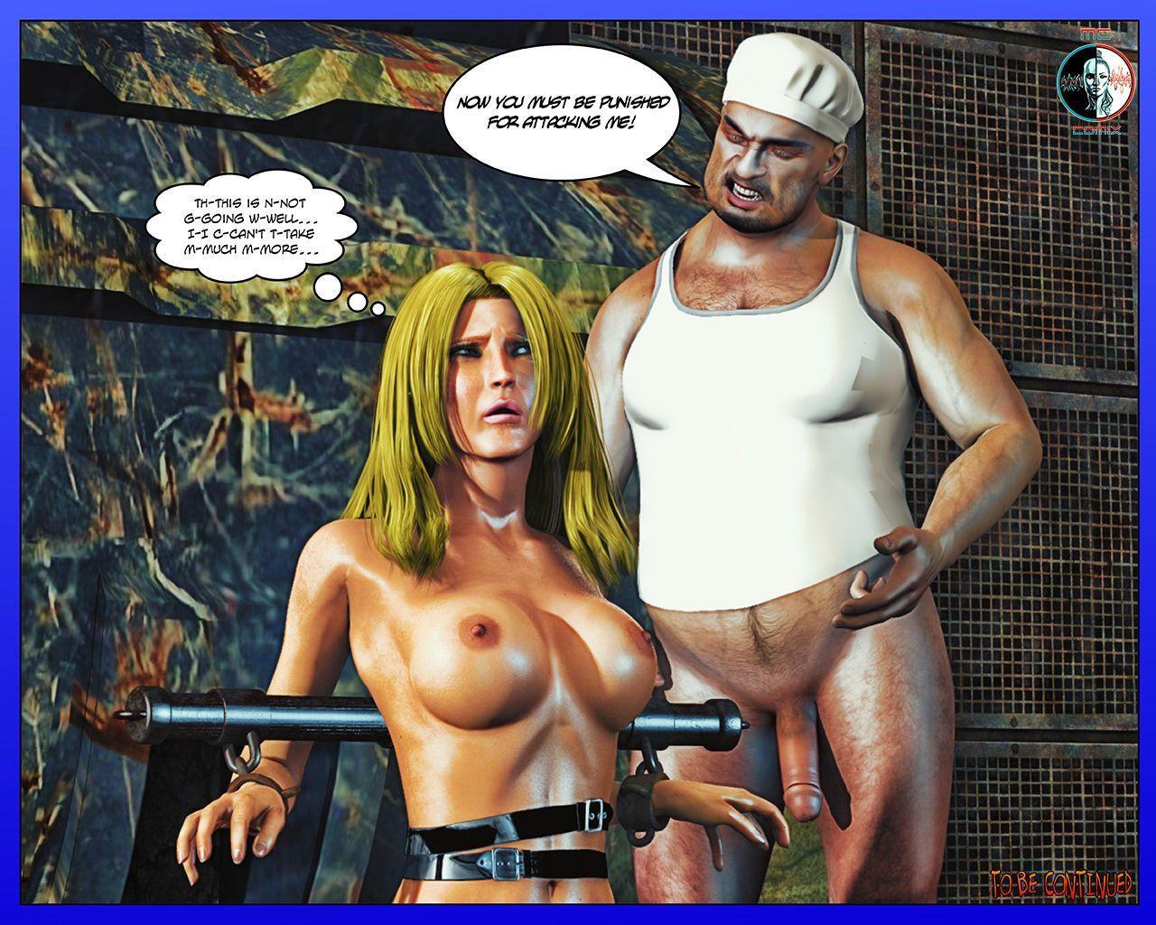 Hyper Girl 1-4 [English] - part 3