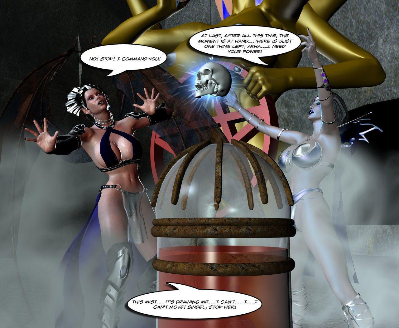 [Uroboros] Inner Universe 41 - 76 - part 9