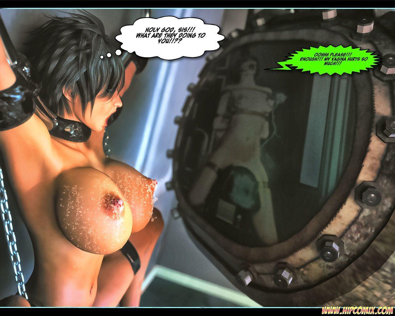 [Mitru] Hip Girl - Captive of Guul 9-10 [English] - part 2