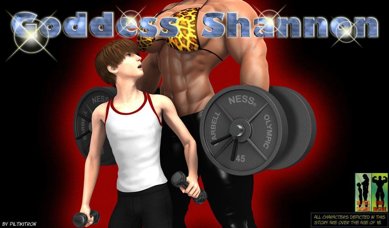 [PILTIKITRON] Goddess Shannon (Ongoing)