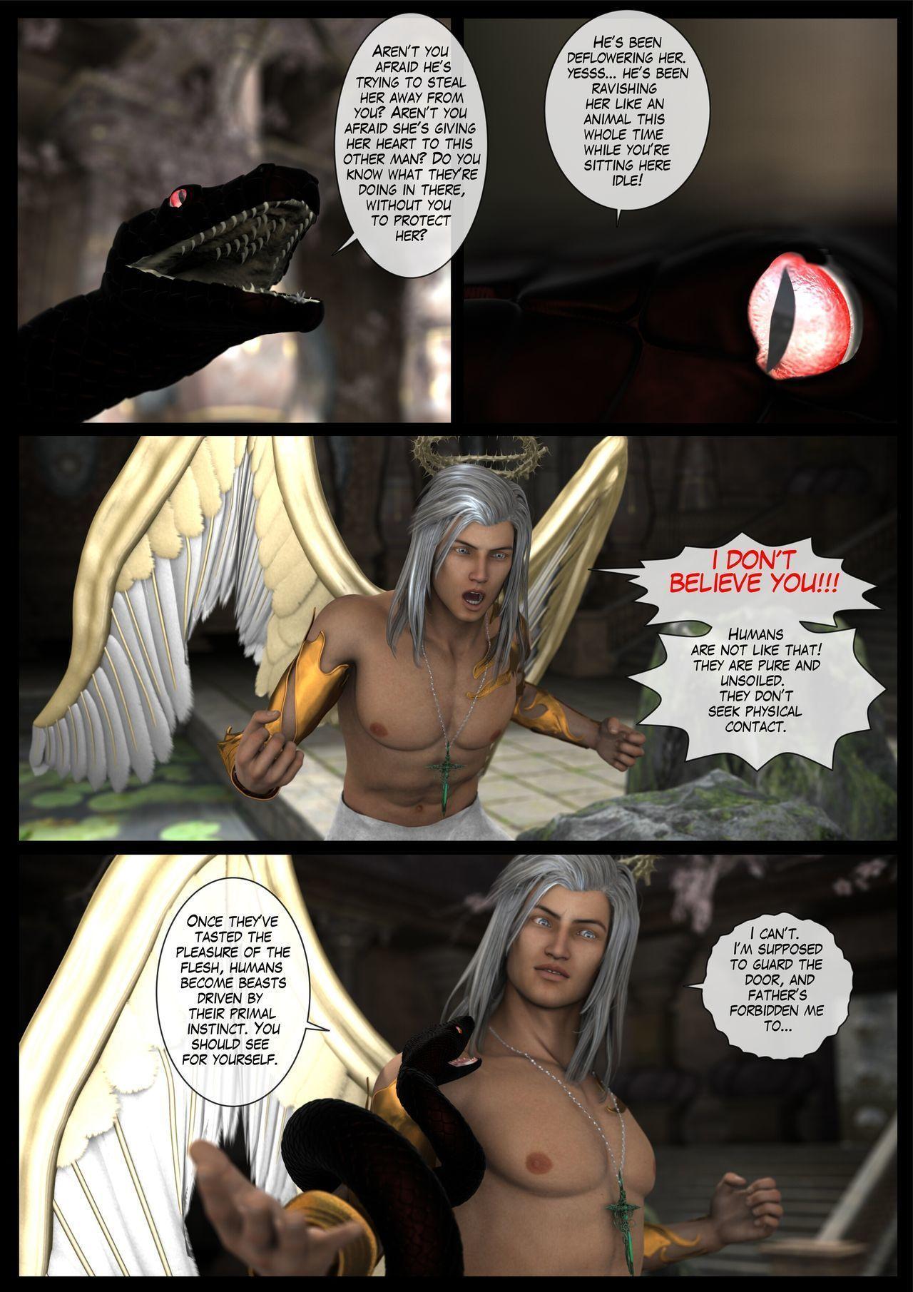 [Shinra-kun] The Fallen Star Ch. 9: Liber Genesis - Part 1