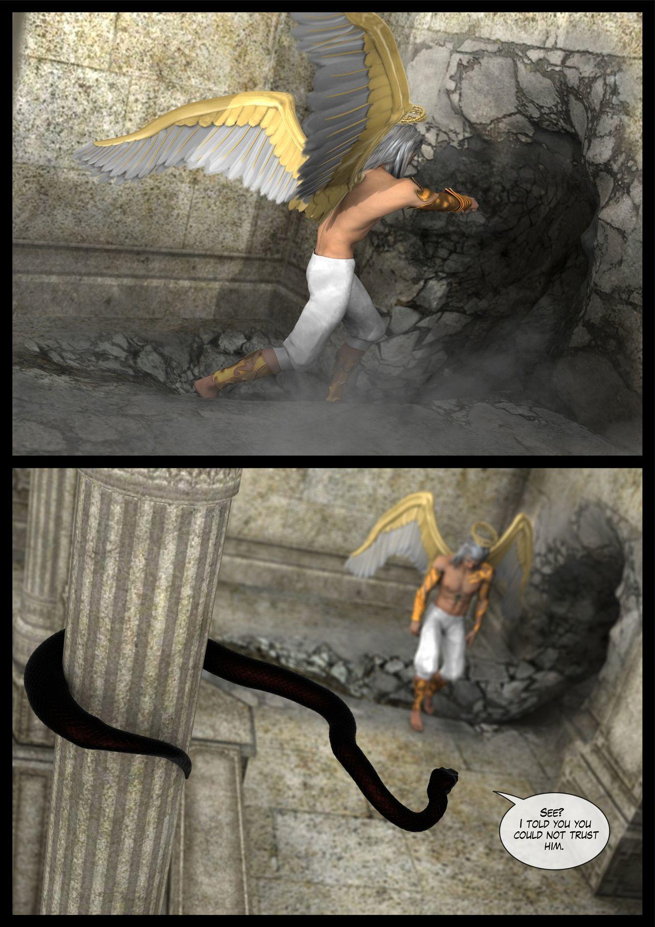 [Shinra-kun] The Fallen Star Ch. 9: Liber Genesis - Part 1 - part 2
