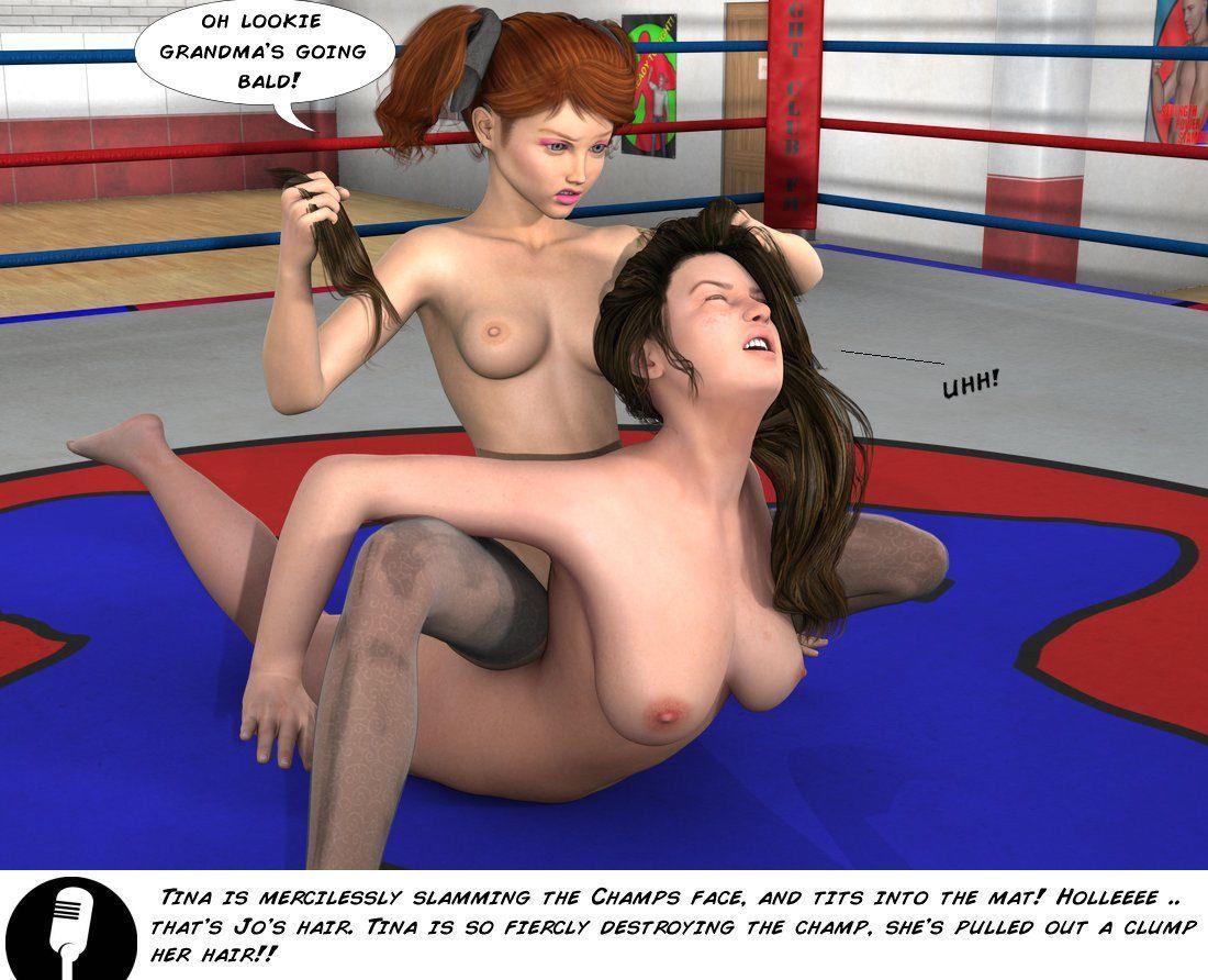 Rivals - Wrestling Championship