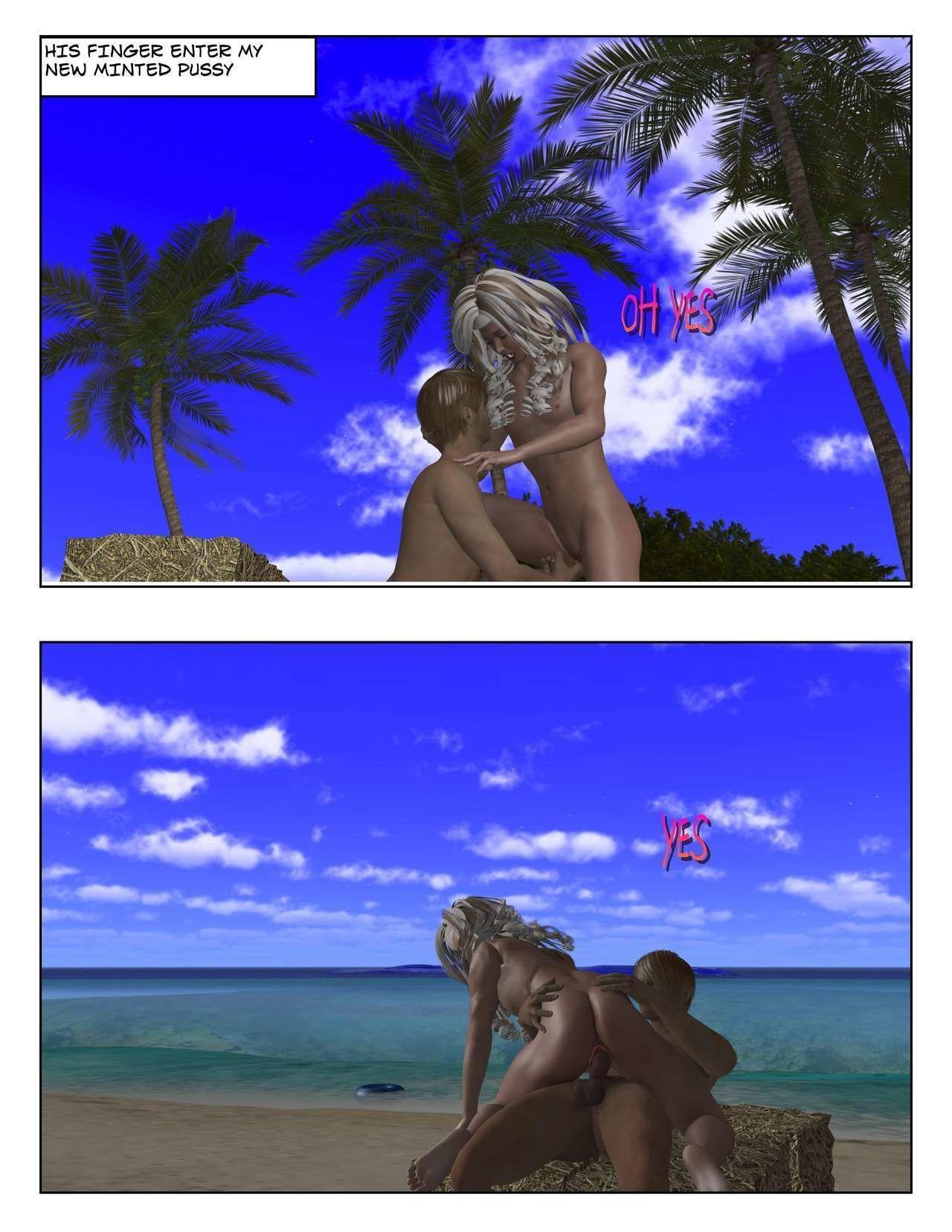 [Ariana] The Beach - part 3