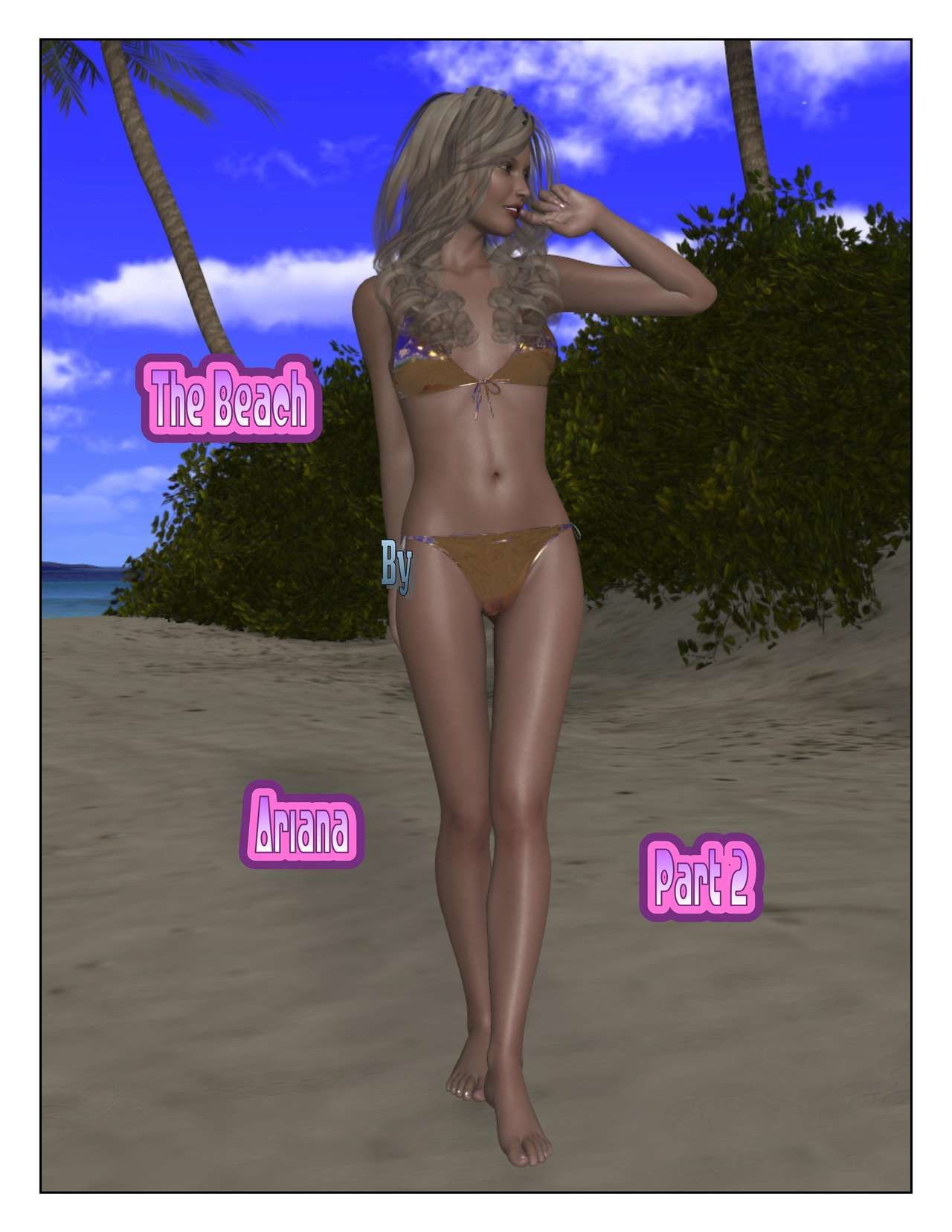 [Ariana] The Beach - part 4