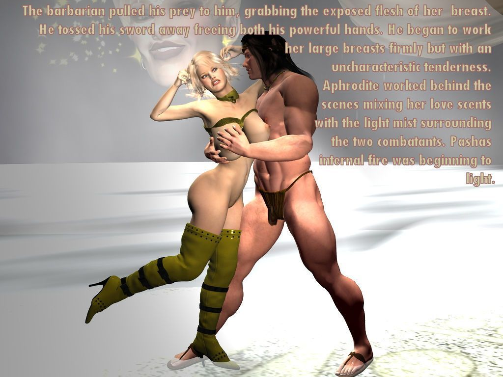 Angelo Michael - Games of The Gods 1 - part 2