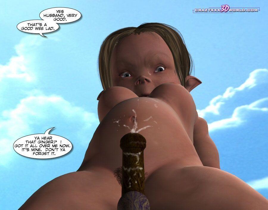 Crazyxxx3DWorld - Wonderland 1-3 - part 3