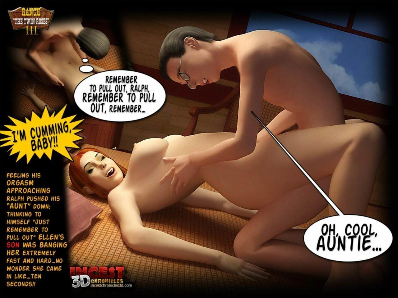 Ranch - The Twin Roses 1-5 - part 10