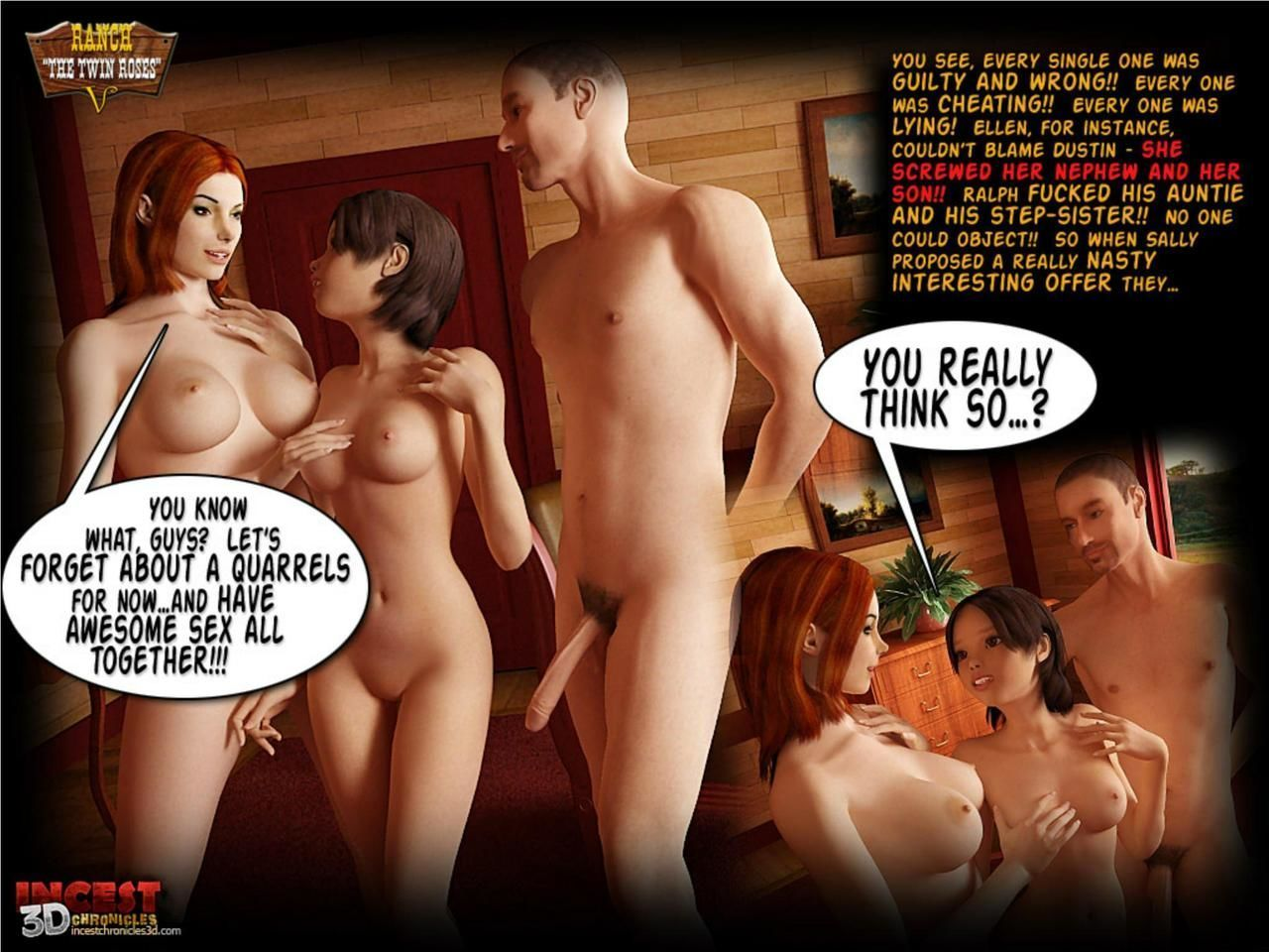 Ranch - The Twin Roses 1-5 - part 17