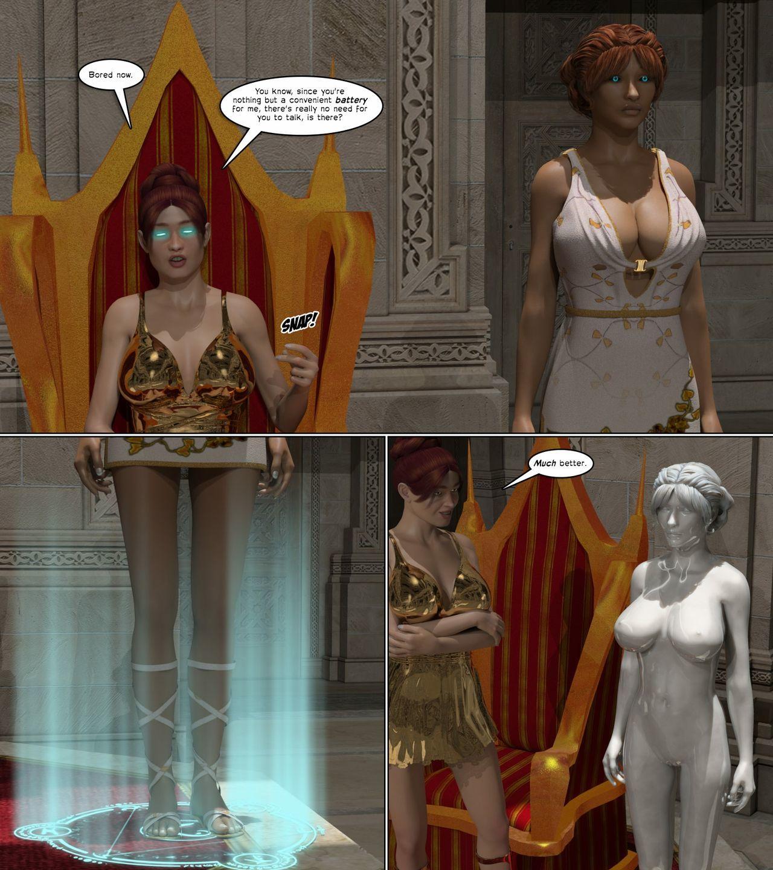 [Tecknophyle] Green Guardian Origins 1-4 - part 4