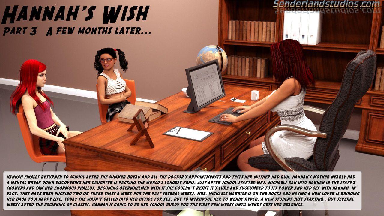 [Senderland Studios] Hannah\'s Wish - Part 1-3 - part 3