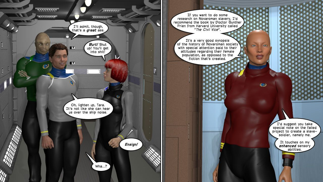 [Tecknophyle] Janissary 1-32 (Complete) - part 8
