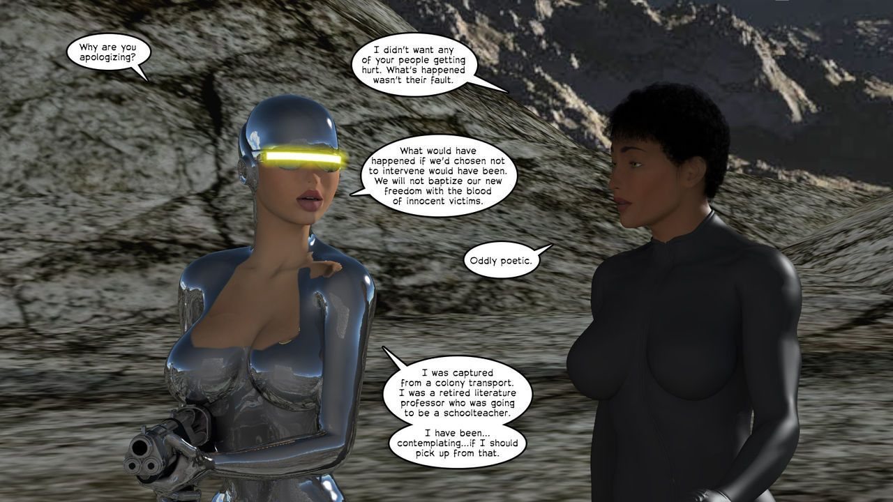 [Tecknophyle] Janissary 1-32 (Complete) - part 46