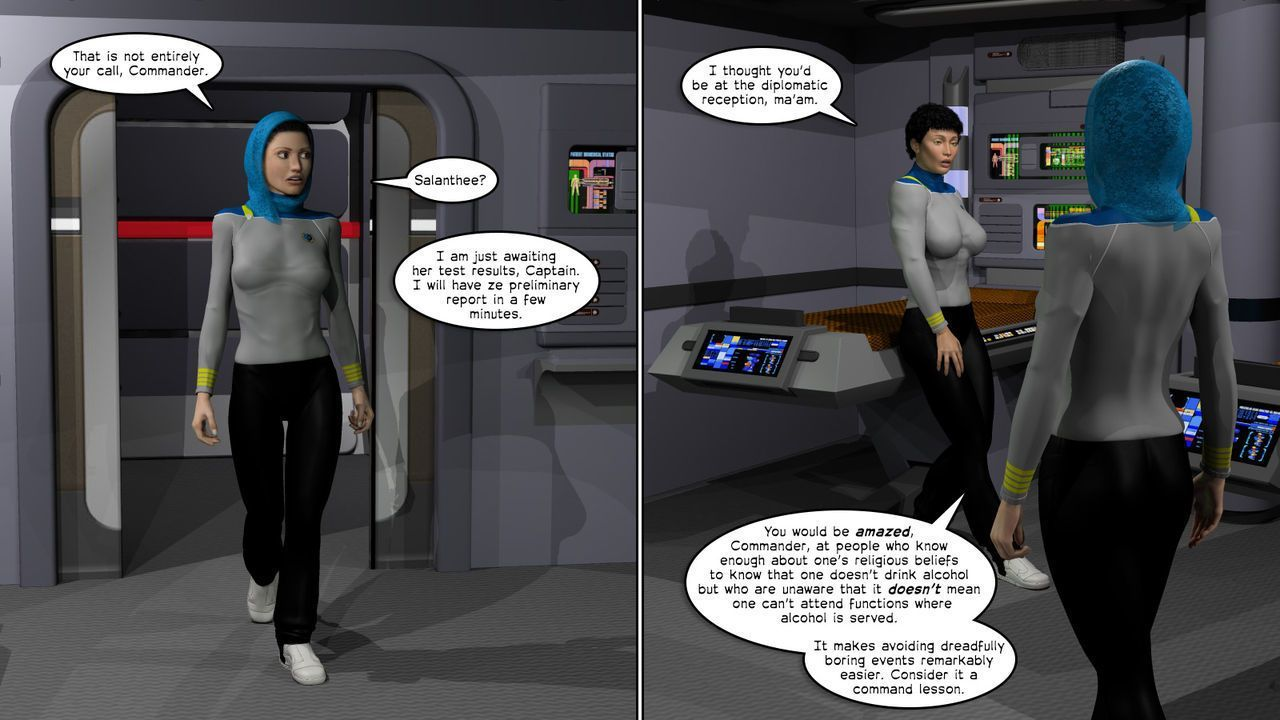[Tecknophyle] Janissary 1-32 (Complete) - part 47