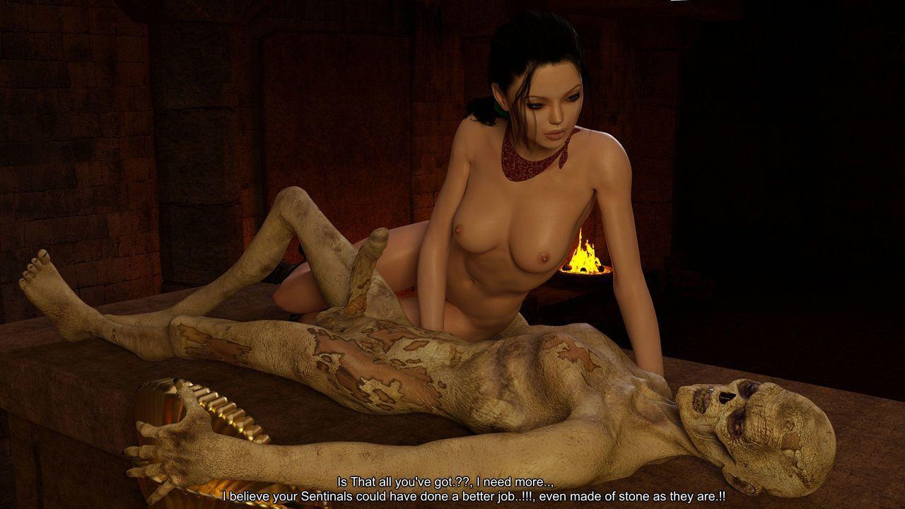 DarkSoul3D - Tomb Raider - The Death Mask of \'Ku\'k Bahlam\' - part 5