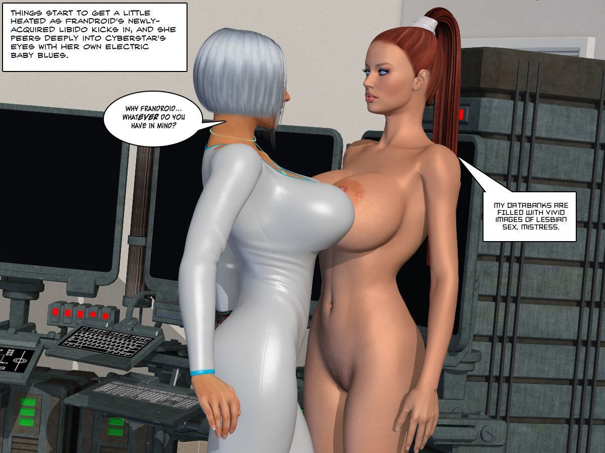 [Dr. Robo - MCtek] Cyberstar and Frandroid 1-7 - part 5
