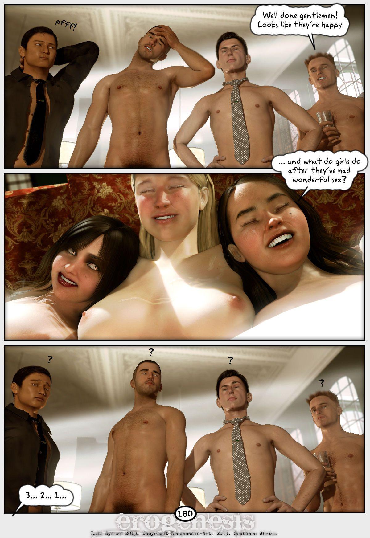 [Erogenesis] Lali Lite 1 - The Gentlemen\'s Club - part 10