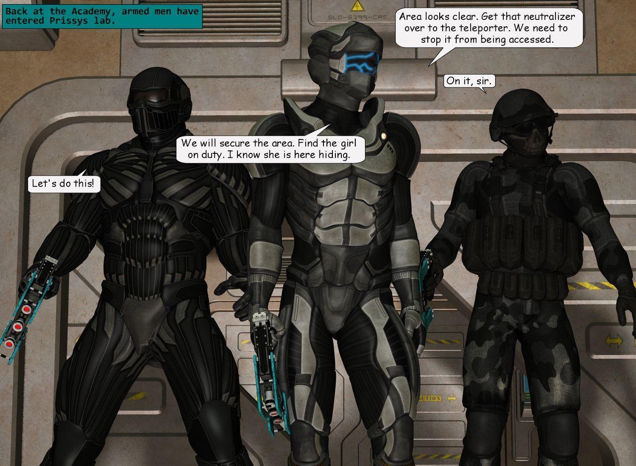 Assault on the Academy 17-20 - part 3