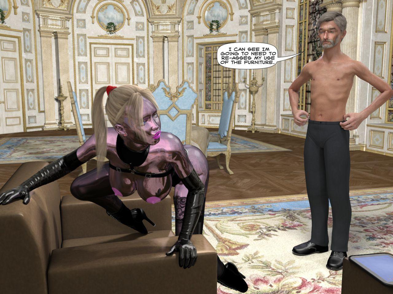 [Telsis] The Trophy Wife Part 1 - part 4