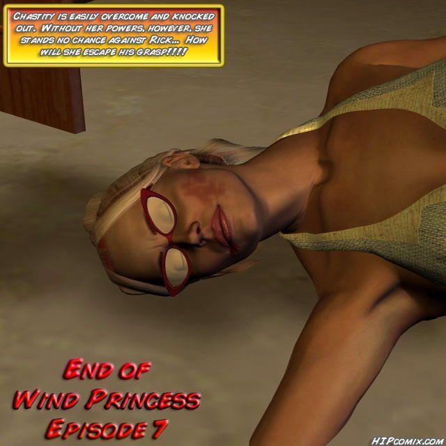 Wind Princess 1-7 - part 9