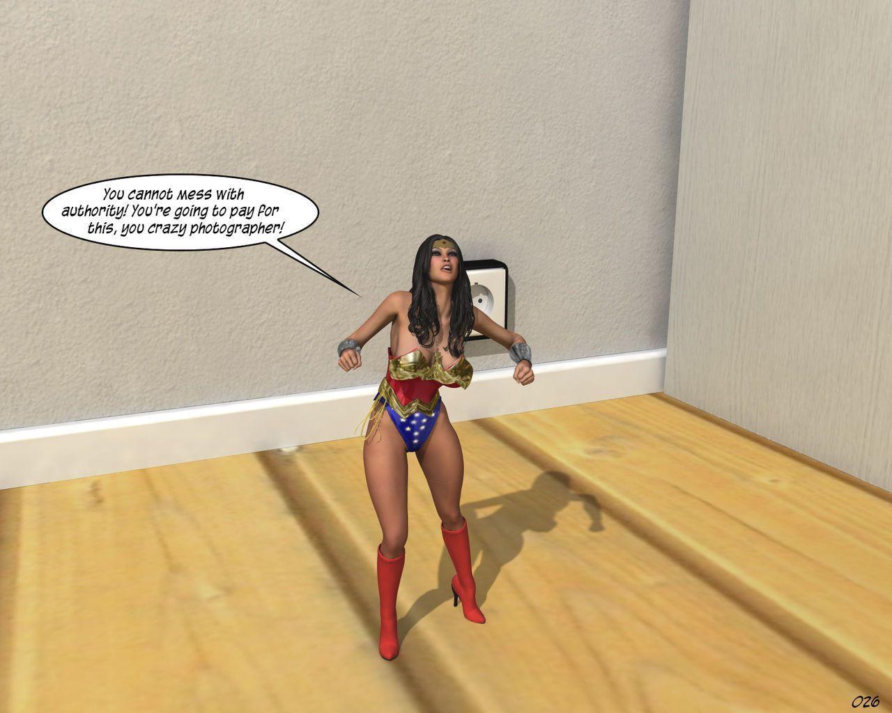 Wonder Woman Adventure - PhotoShrink! - part 2