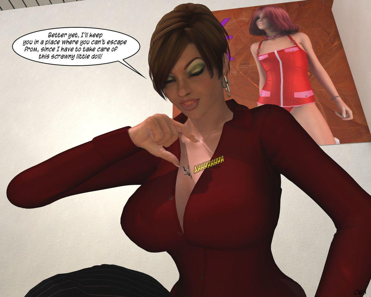 Wonder Woman Adventure - PhotoShrink! - part 4