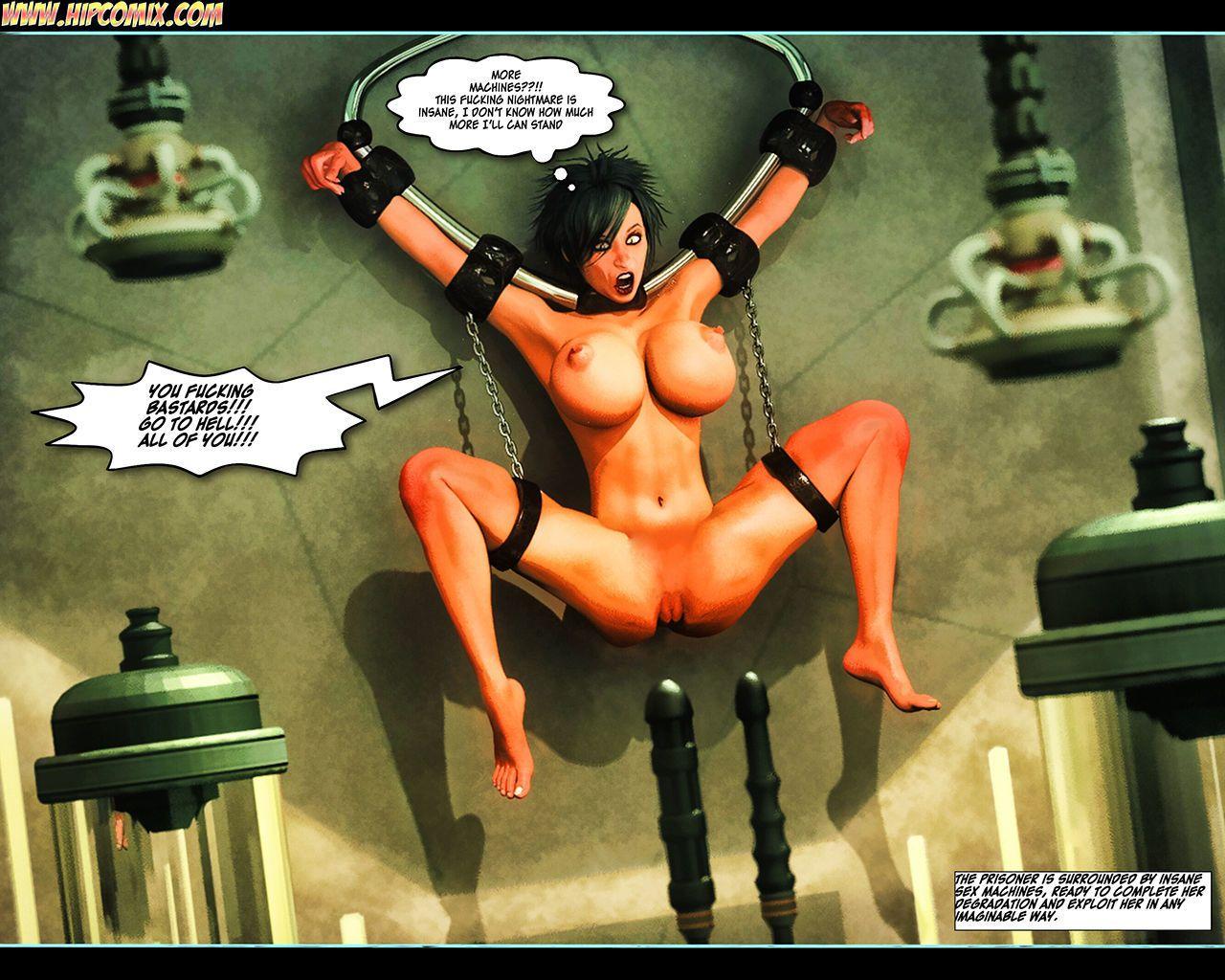 [Mitru] Hip Girl - Captive of Guul 1-8 - part 6