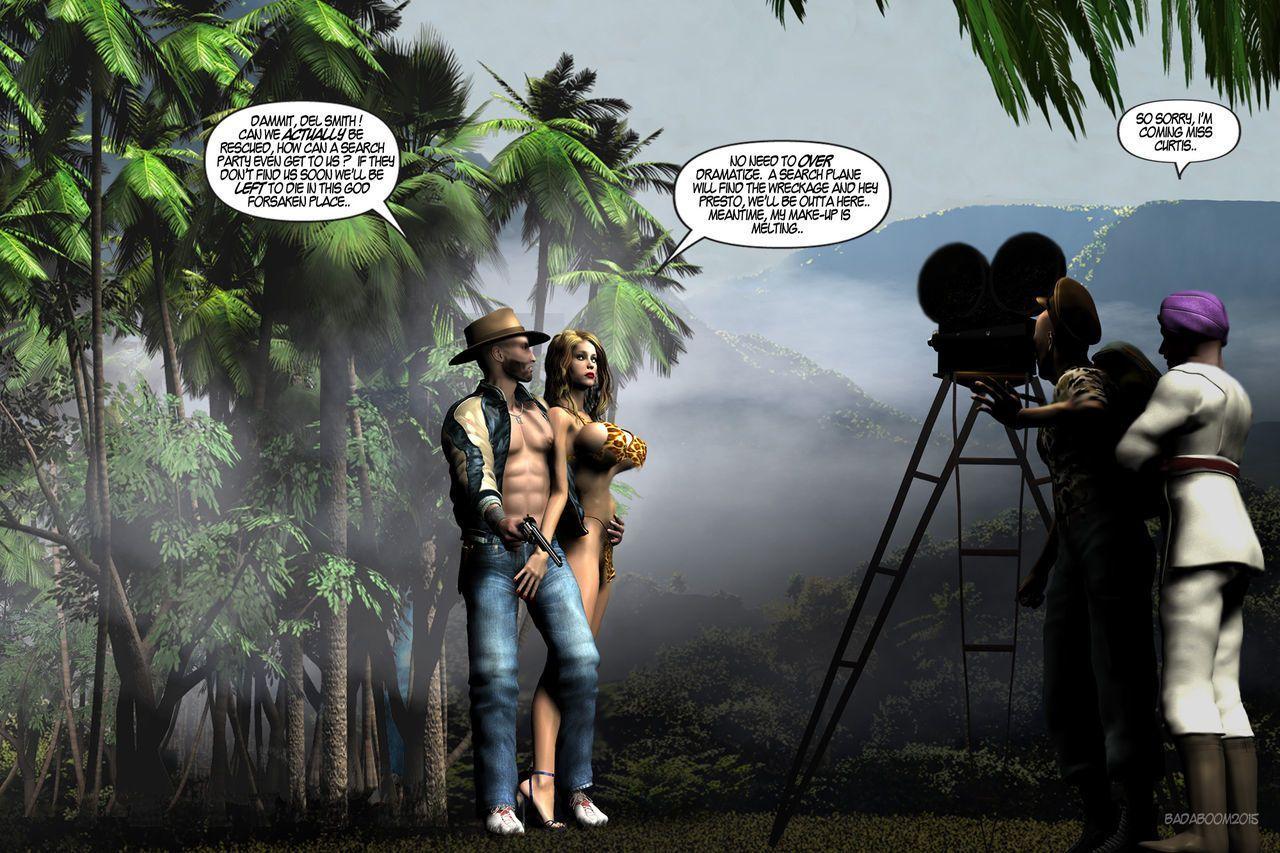 [Badaboom] Jungle Queen #2