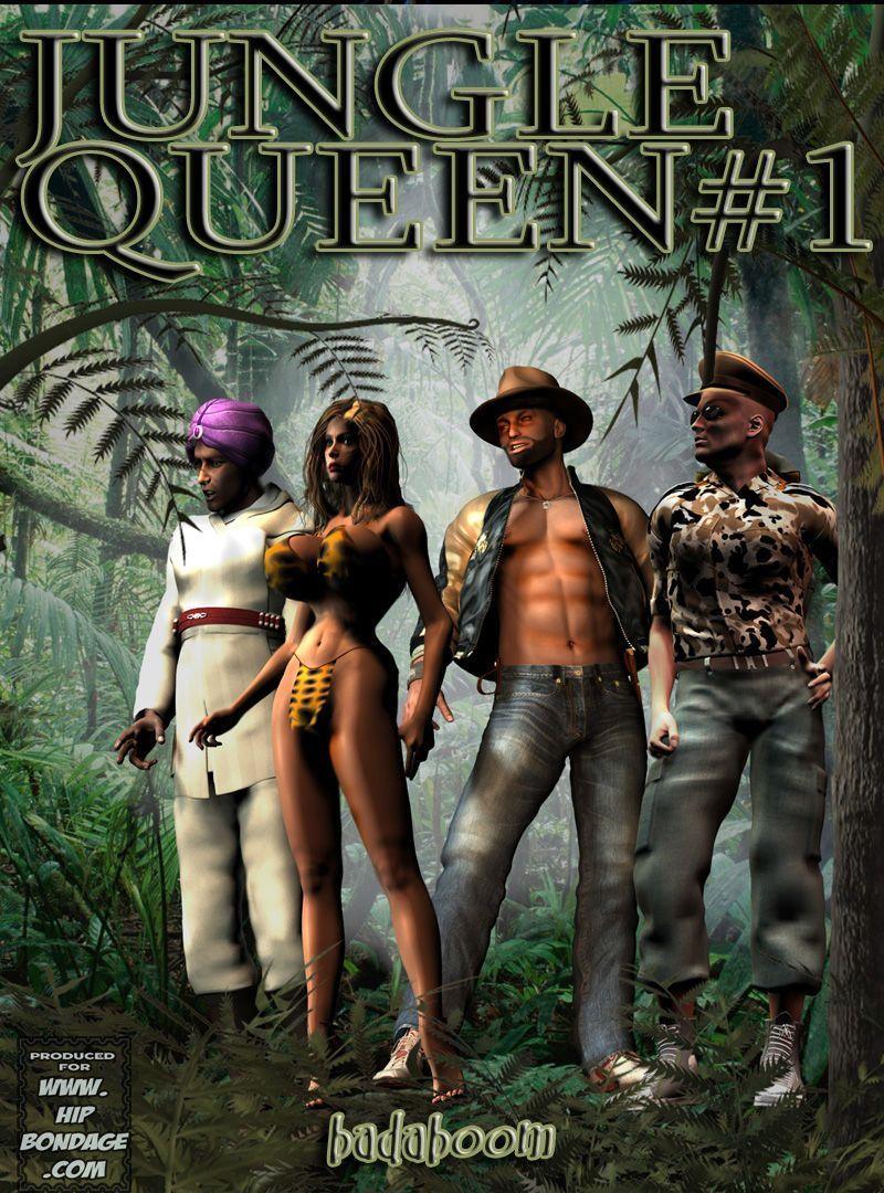 [Badaboom] Jungle Queen #1