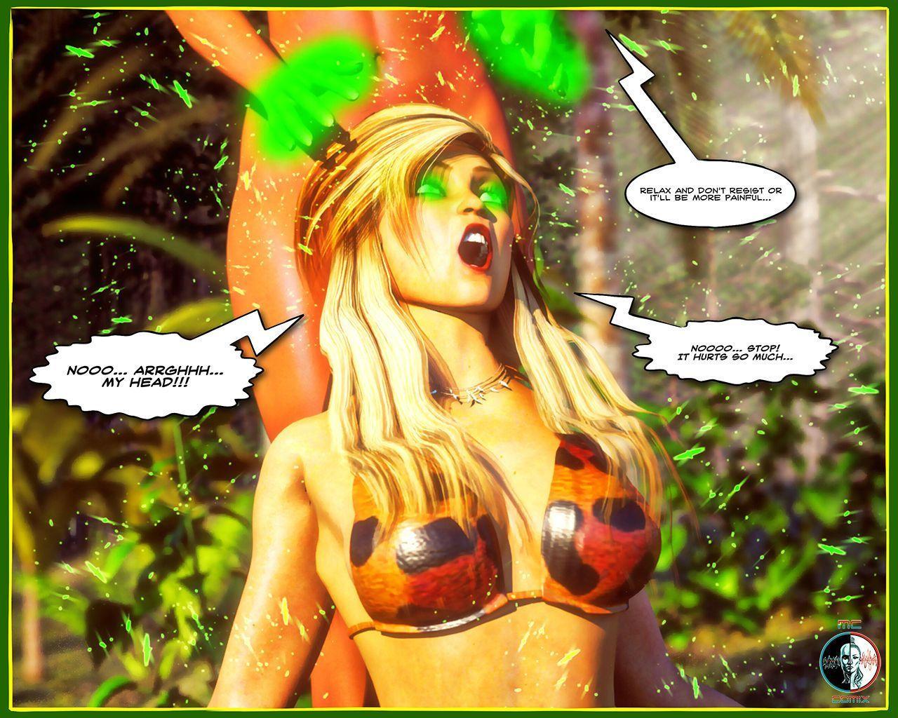 [Mitru] Leena - Queen of The Jungle #3
