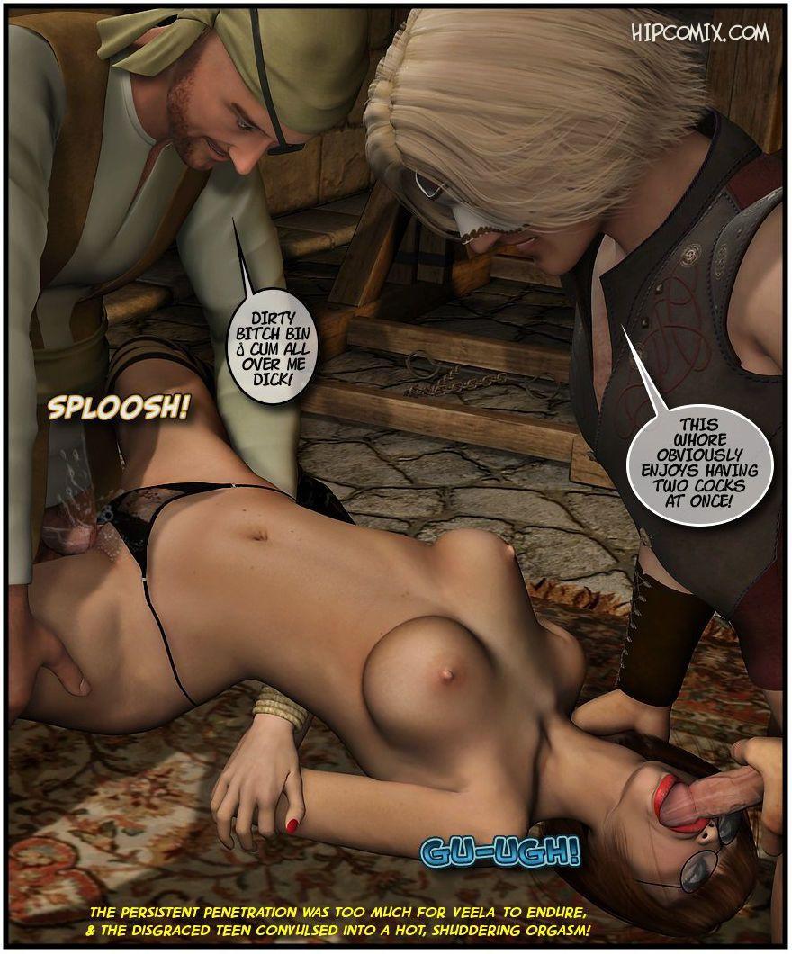 [Foxy Komix] Black Jack the Pirate 1-9 - part 6