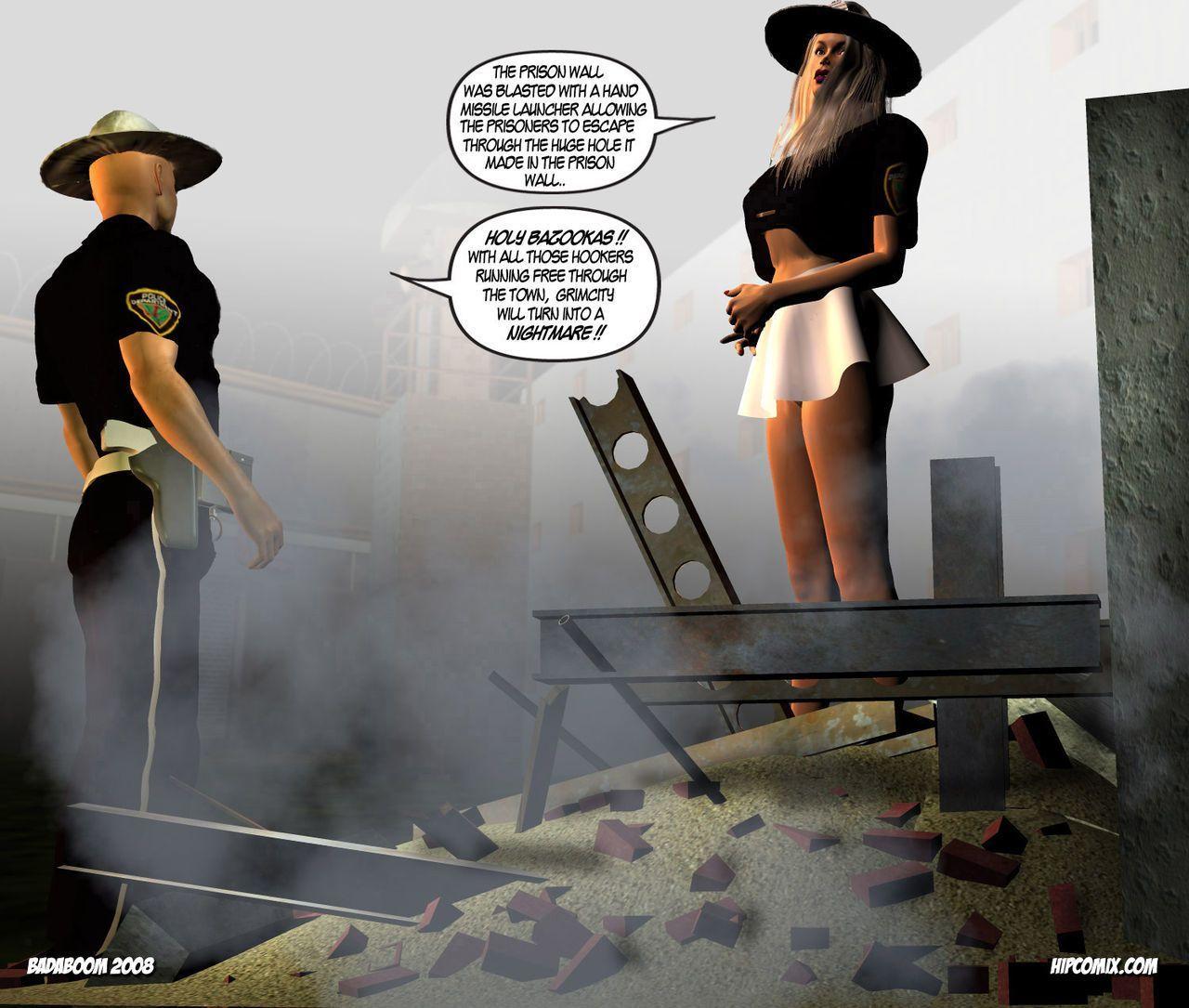 Badaboom Allura 6 Issue 16 and 17 (English)