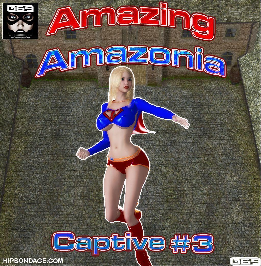 [B69] Amazing Amazonia - Captive 1-5 - part 2