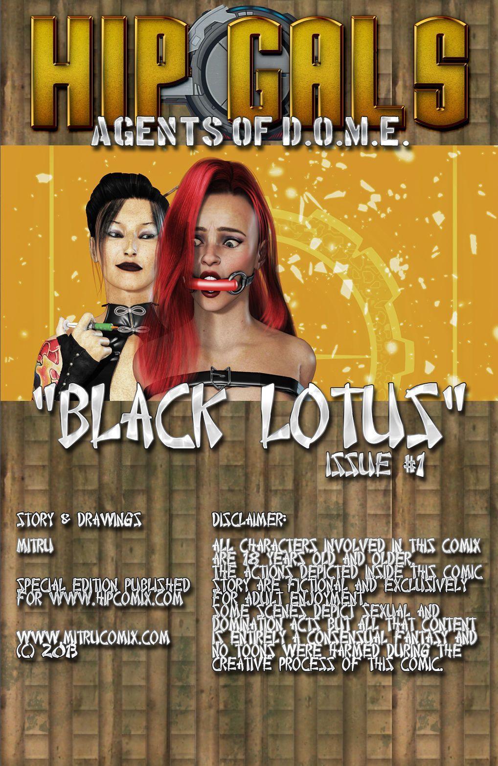 [Mitru] Black Lotus 1-6