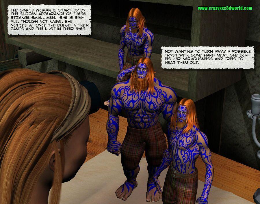 Crazyxxx3DWorld - Mythology 2
