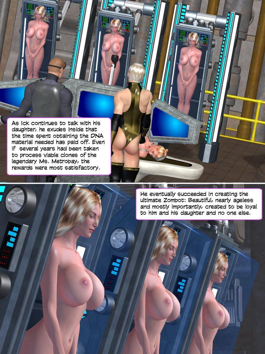 [MCtek] Chain Reaction - The Island Of Zombots - 1-15 - part 3