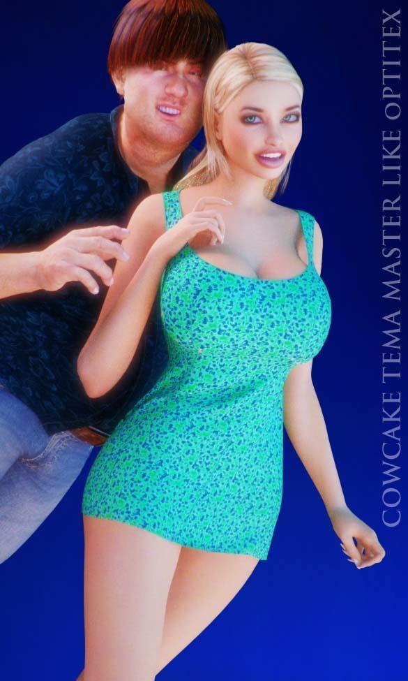 Cowcake Art - Susanne - part 3