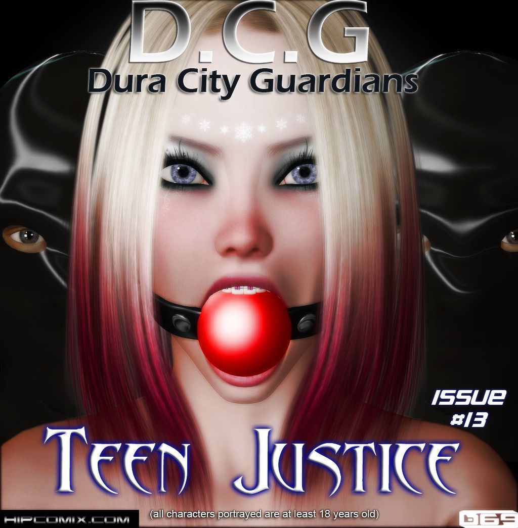 [B69] Dura City Guardians - Teen Justice - Chapter 1-22 - part 7