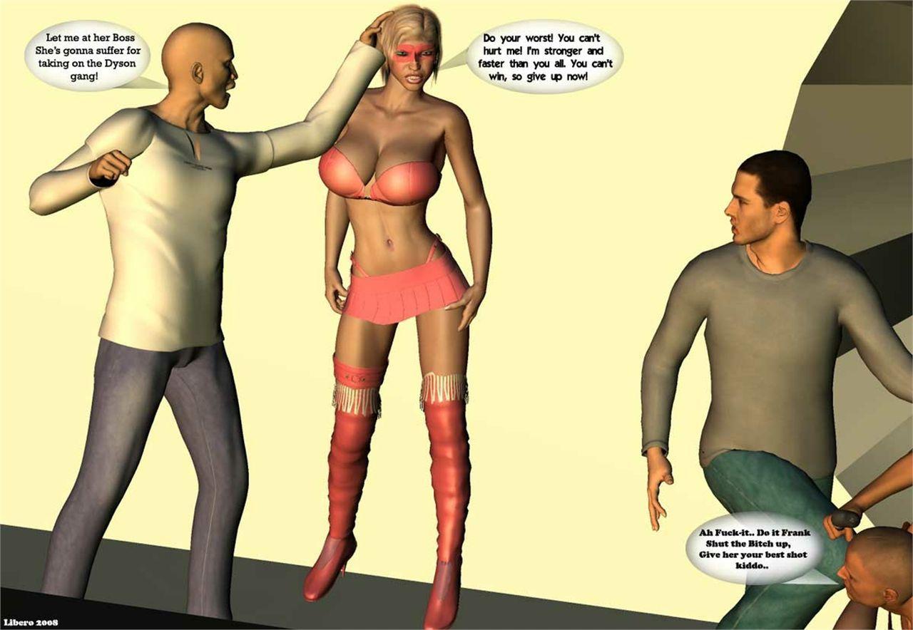 [Libero] Vellocett Vs The Dyson Gang - part 2