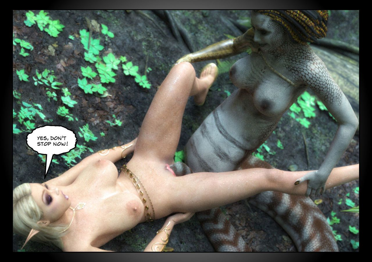 Saroyee\'s Quest 2 - The Queen Of Snakes - part 2