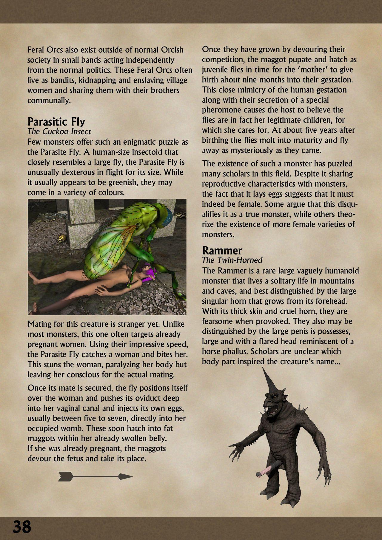 ! MonsterBestiarity-BB - part 2